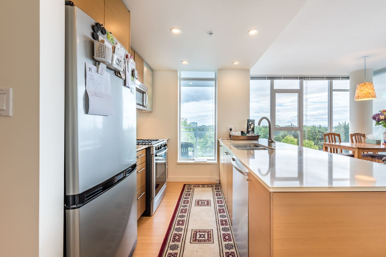 Condo Apartment at 1006 7373 WESTMINSTER HIGHWAY, Unit 1006, Richmond, British Columbia. Image 9