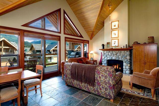 Townhouse at 4825 CASABELLA CRESCENT, Whistler, British Columbia. Image 1