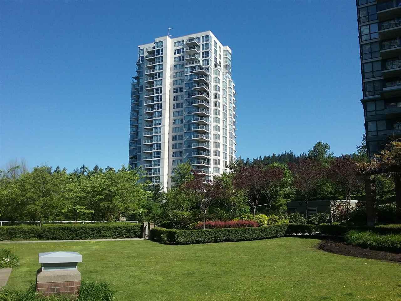 Condo Apartment at 1602 290 NEWPORT DRIVE, Unit 1602, Port Moody, British Columbia. Image 1
