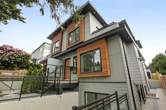 Half-duplex at 233 W 19TH STREET, North Vancouver, British Columbia. Image 2