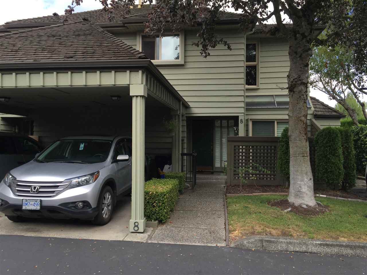 Townhouse at 8 8311 SAUNDERS ROAD, Unit 8, Richmond, British Columbia. Image 1