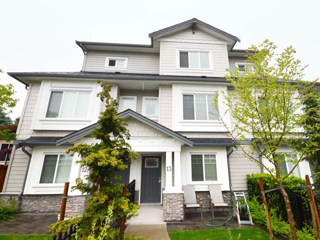 Townhouse at 13 6711 WILLIAMS ROAD, Unit 13, Richmond, British Columbia. Image 1