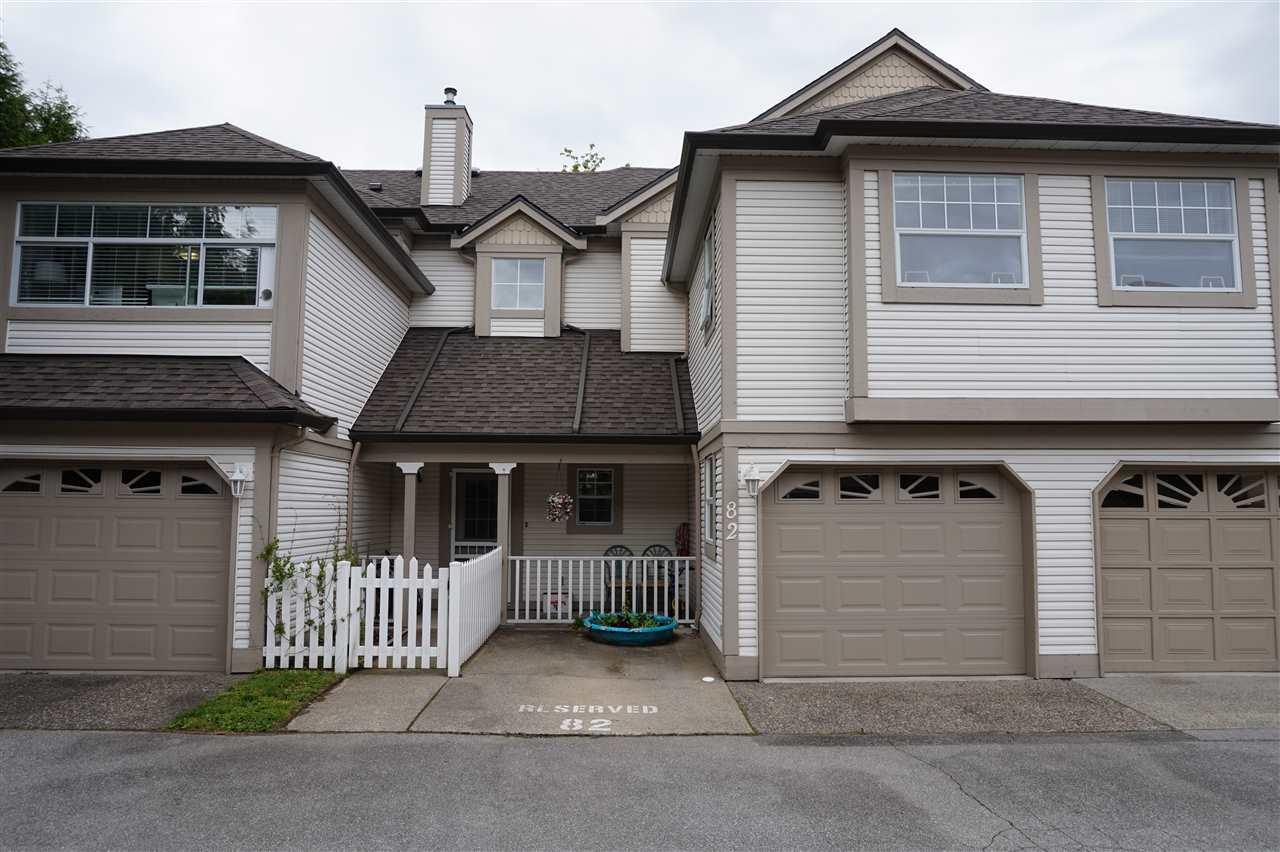 Townhouse at 82 16318 82 AVENUE, Unit 82, Surrey, British Columbia. Image 4