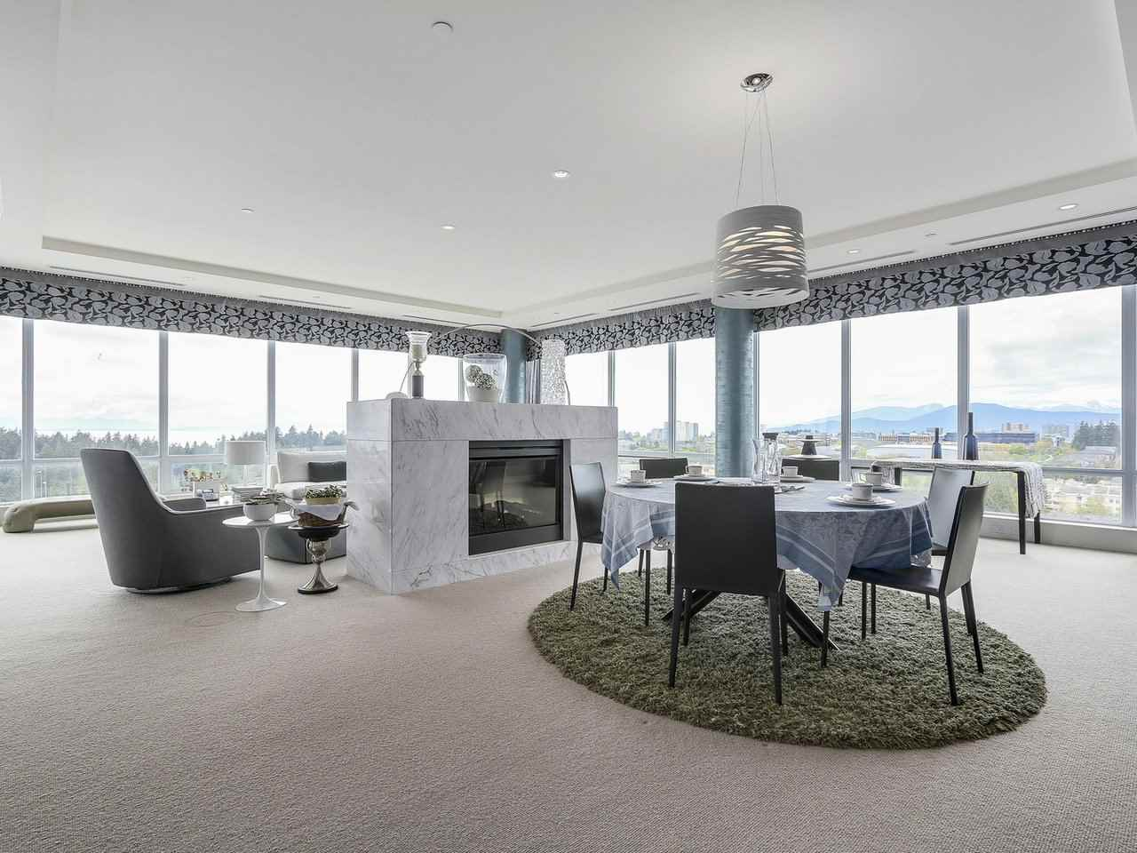 Condo Apartment at 1700 5838 BERTON AVENUE, Unit 1700, Vancouver West, British Columbia. Image 5