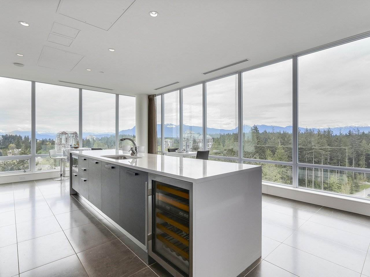 Condo Apartment at 1700 5838 BERTON AVENUE, Unit 1700, Vancouver West, British Columbia. Image 6