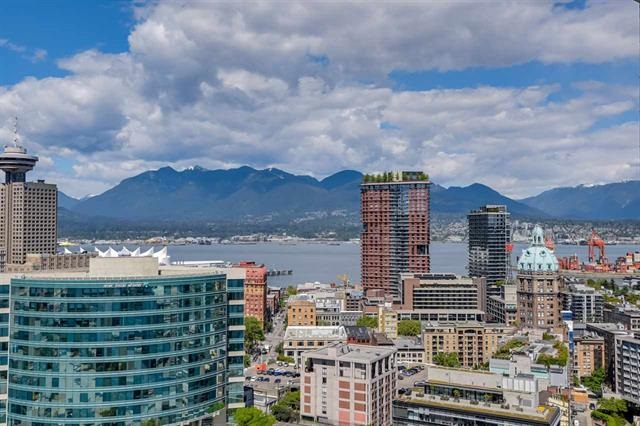 Condo Apartment at 2805 668 CITADEL PARADE, Unit 2805, Vancouver West, British Columbia. Image 2