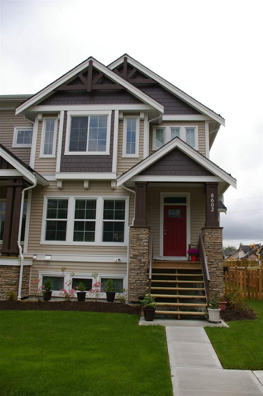 Townhouse at 8648 MACHELL STREET, Mission, British Columbia. Image 2