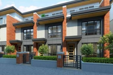 Townhouse at 4 388 W 64TH AVENUE, Unit 4, Vancouver West, British Columbia. Image 1