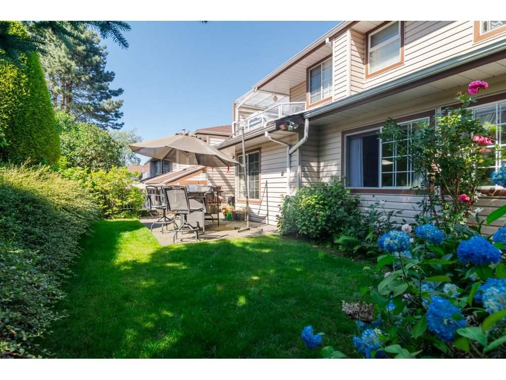 Townhouse at 18 32659 GEORGE FERGUSON WAY, Unit 18, Abbotsford, British Columbia. Image 19