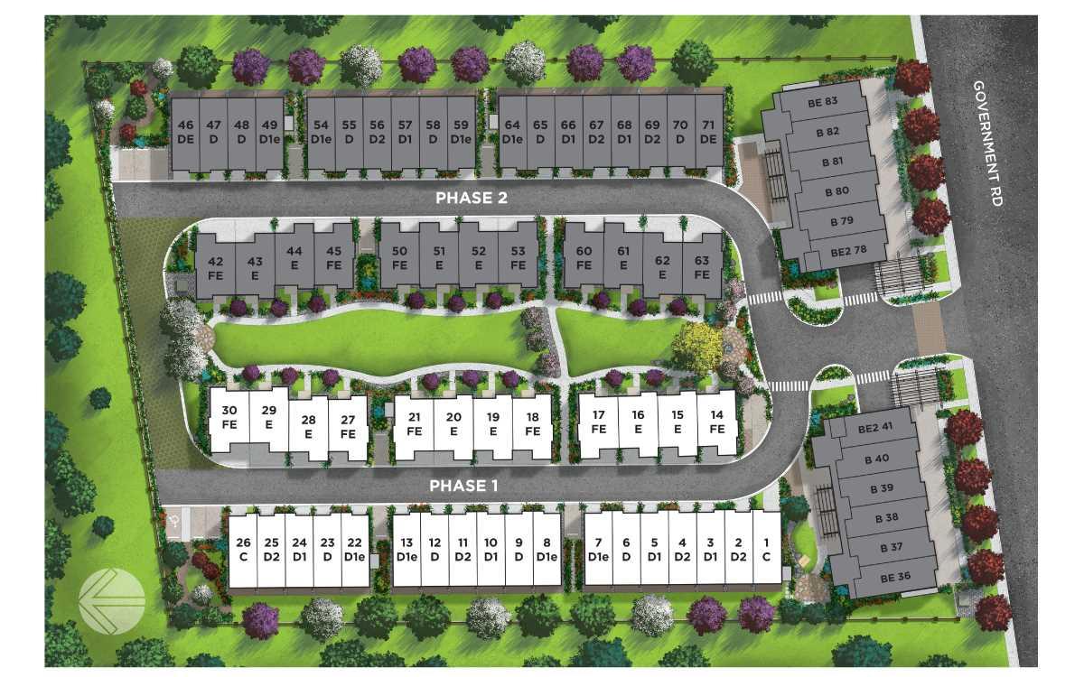 Condo Apartment at 37 39771 GOVERNMENT ROAD, Unit 37, Squamish, British Columbia. Image 4