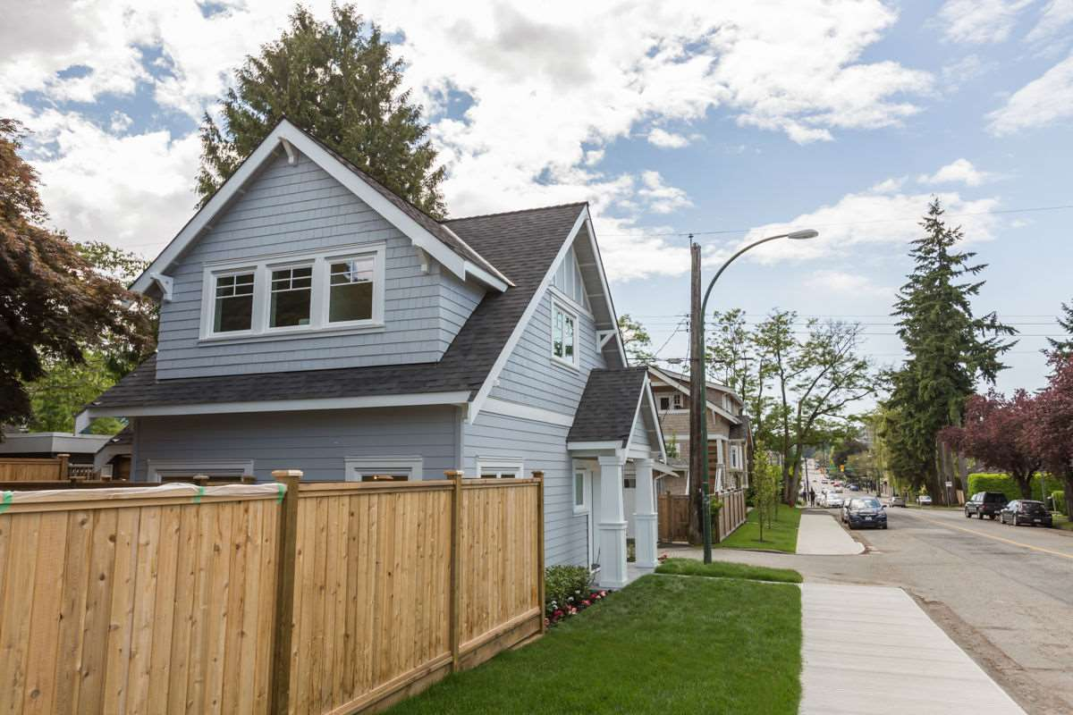 Townhouse at 1838 ALMA STREET, Vancouver West, British Columbia. Image 19