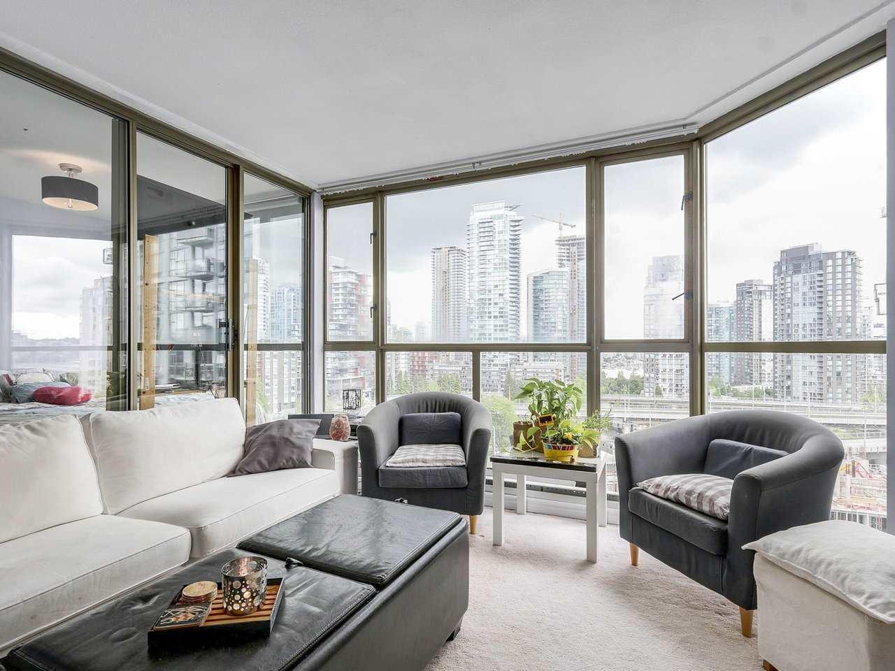 Condo Apartment at 1202 888 PACIFIC STREET, Unit 1202, Vancouver West, British Columbia. Image 1