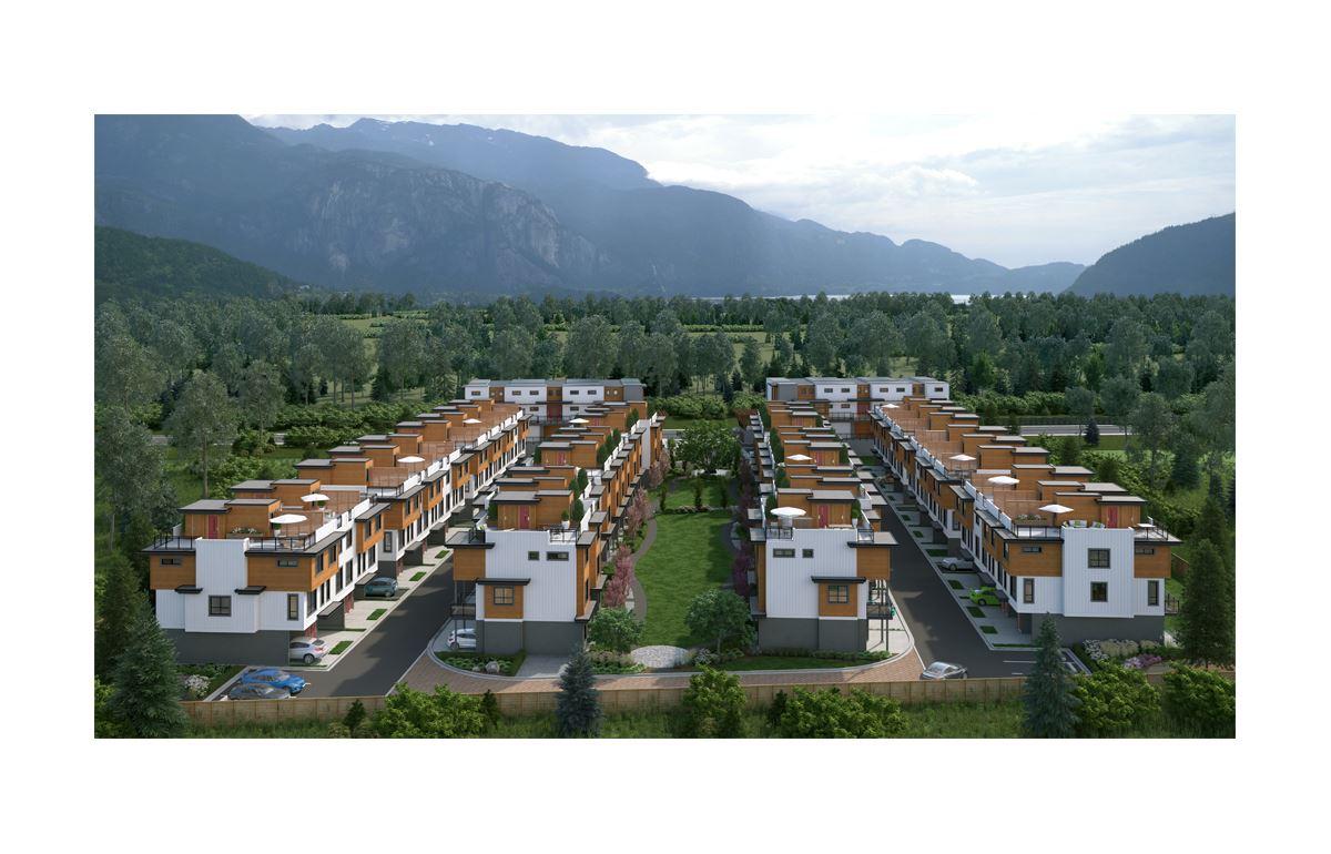 Townhouse at 47 39771 GOVERNMENT ROAD, Unit 47, Squamish, British Columbia. Image 1