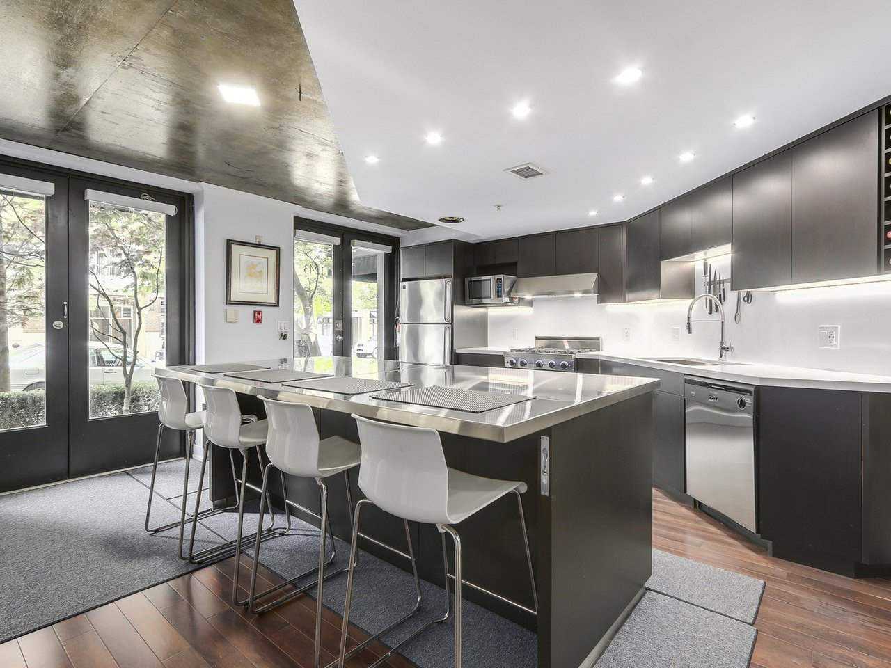 Townhouse at 1243 HOMER STREET, Vancouver West, British Columbia. Image 3