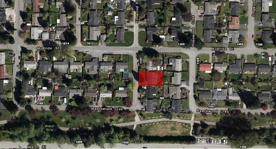 Vacant Land at 1108 MAPLEWOOD CRESCENT, North Vancouver, British Columbia. Image 3