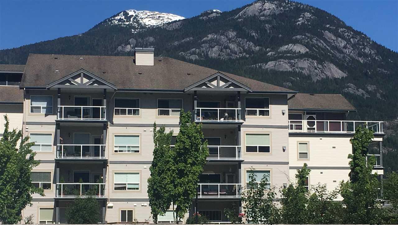 Condo Apartment at 311 1203 PEMBERTON STREET, Unit 311, Squamish, British Columbia. Image 1