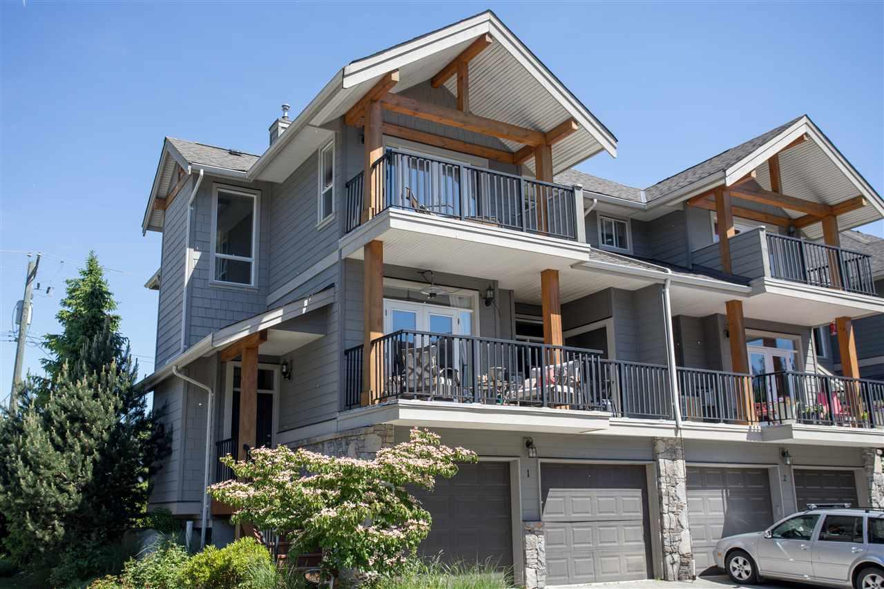 Townhouse at 1 39758 GOVERNMENT ROAD, Unit 1, Squamish, British Columbia. Image 1