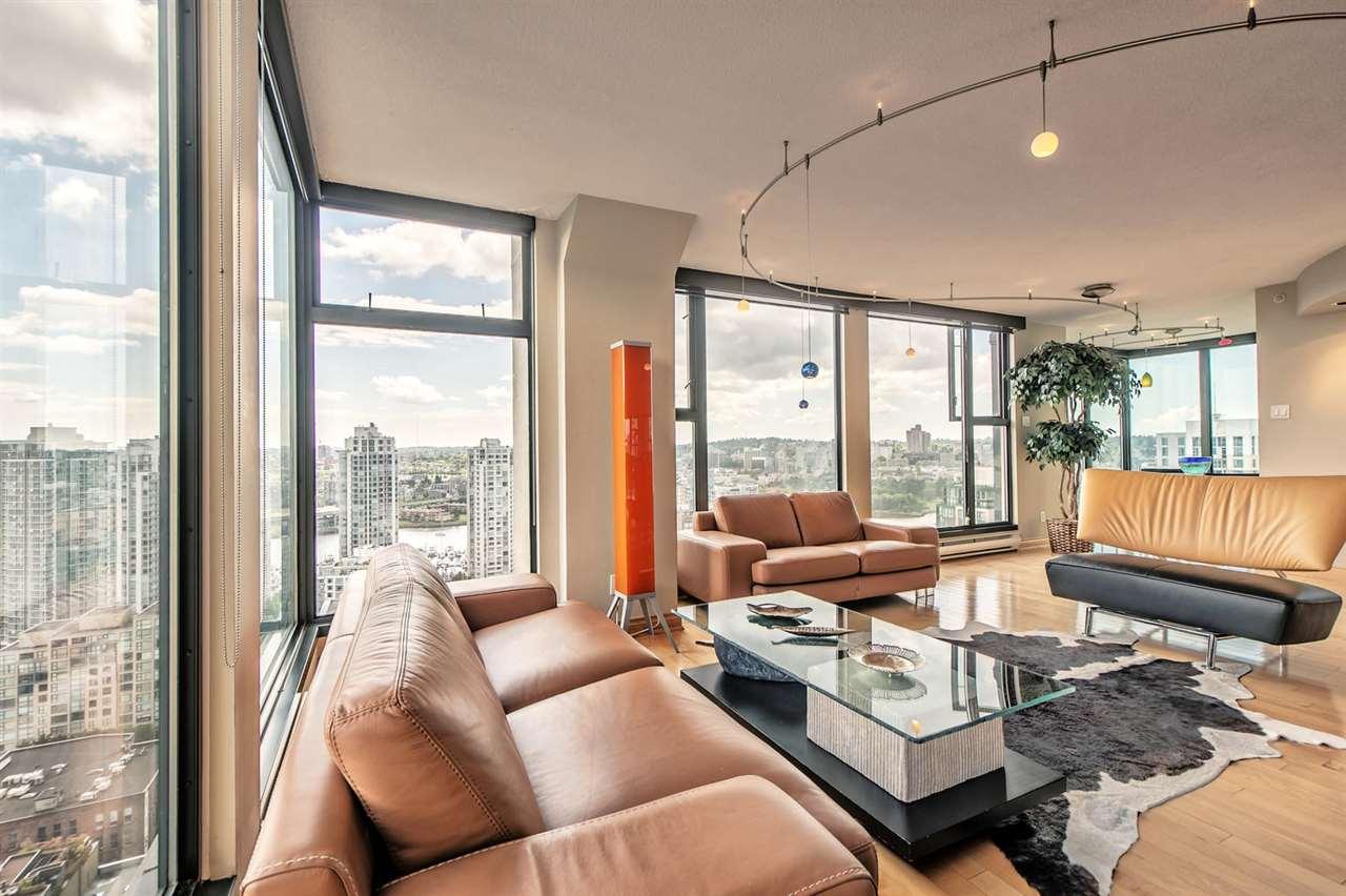 Condo Apartment at 2801 1155 HOMER STREET, Unit 2801, Vancouver West, British Columbia. Image 4