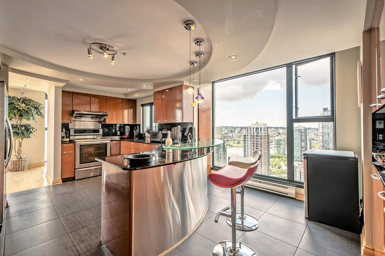 Condo Apartment at 2801 1155 HOMER STREET, Unit 2801, Vancouver West, British Columbia. Image 5