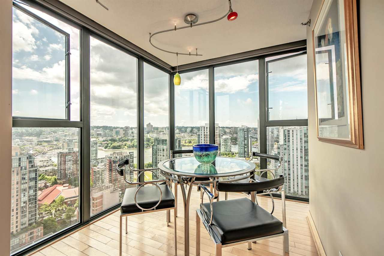 Condo Apartment at 2801 1155 HOMER STREET, Unit 2801, Vancouver West, British Columbia. Image 6
