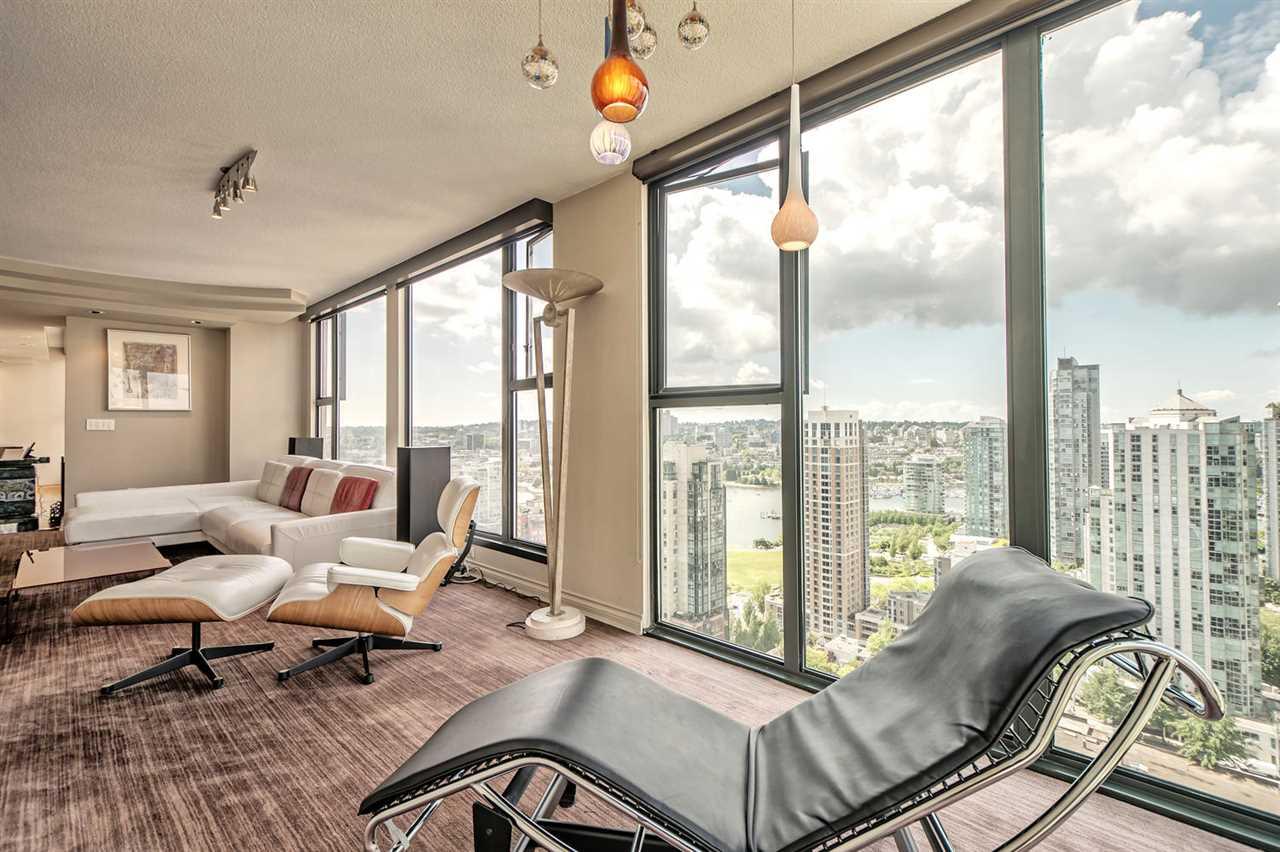 Condo Apartment at 2801 1155 HOMER STREET, Unit 2801, Vancouver West, British Columbia. Image 9