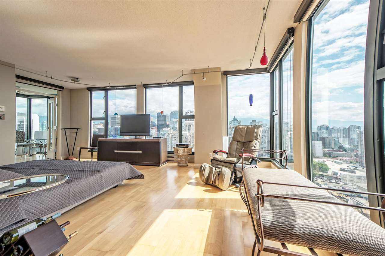 Condo Apartment at 2801 1155 HOMER STREET, Unit 2801, Vancouver West, British Columbia. Image 11