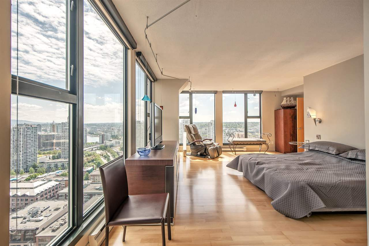 Condo Apartment at 2801 1155 HOMER STREET, Unit 2801, Vancouver West, British Columbia. Image 12