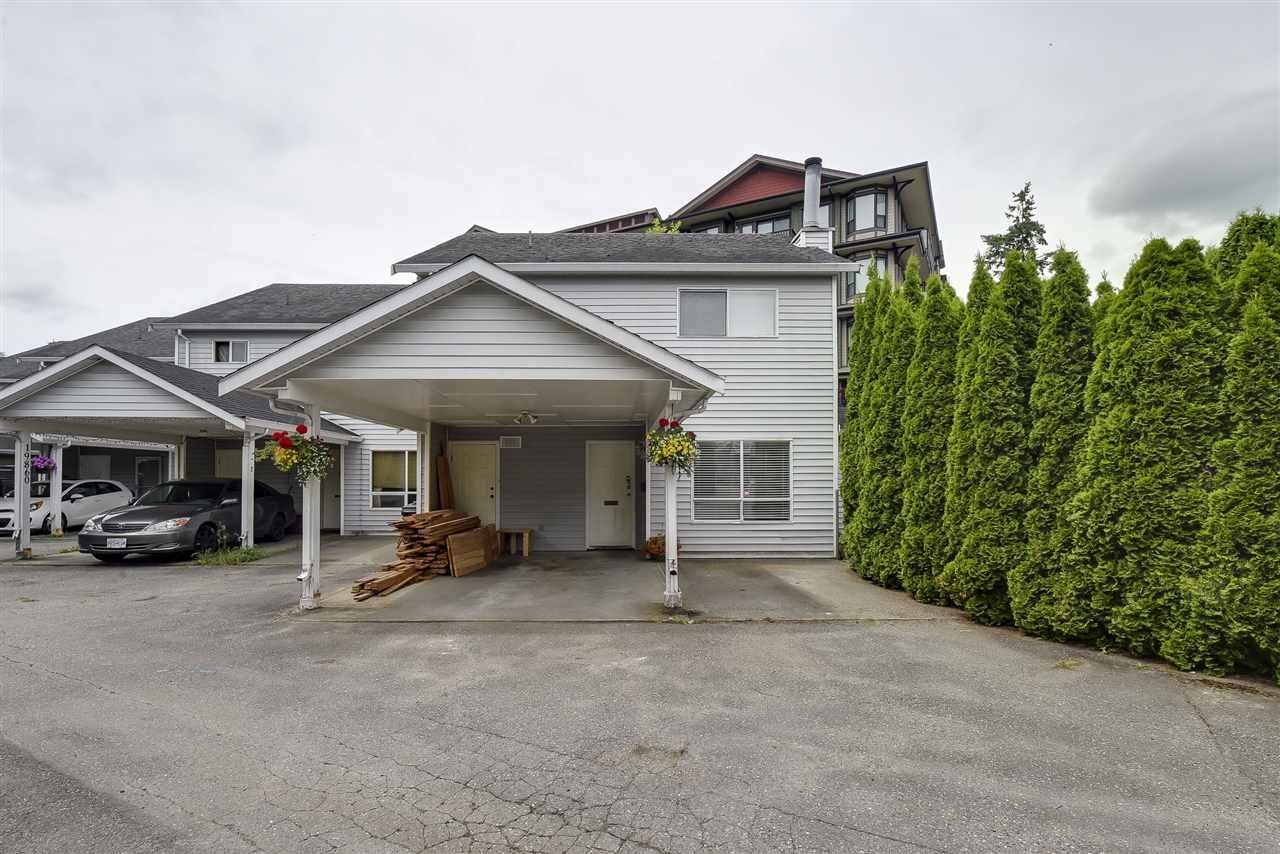 Townhouse at 1 19860 56 AVENUE, Unit 1, Langley, British Columbia. Image 3