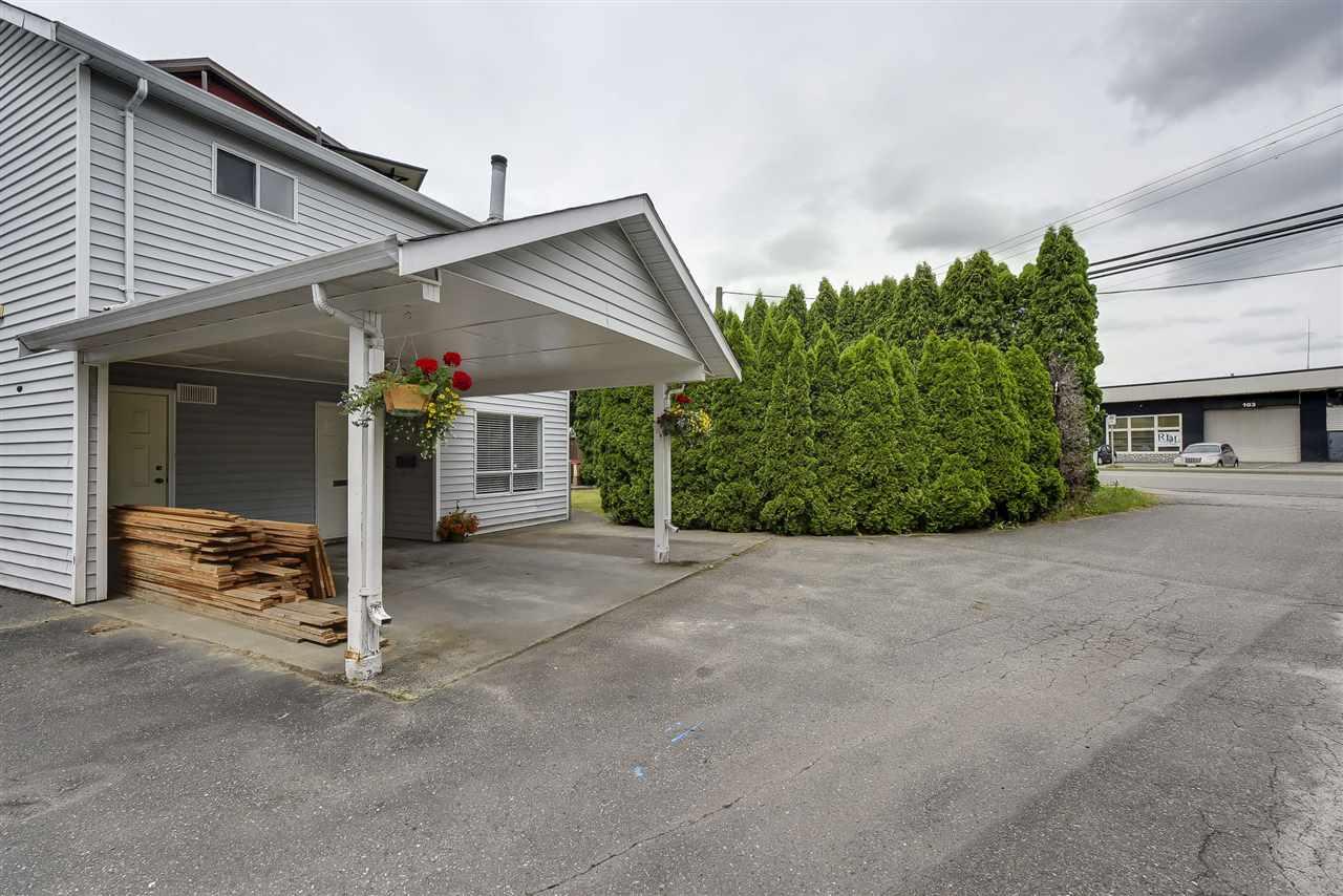 Townhouse at 1 19860 56 AVENUE, Unit 1, Langley, British Columbia. Image 4