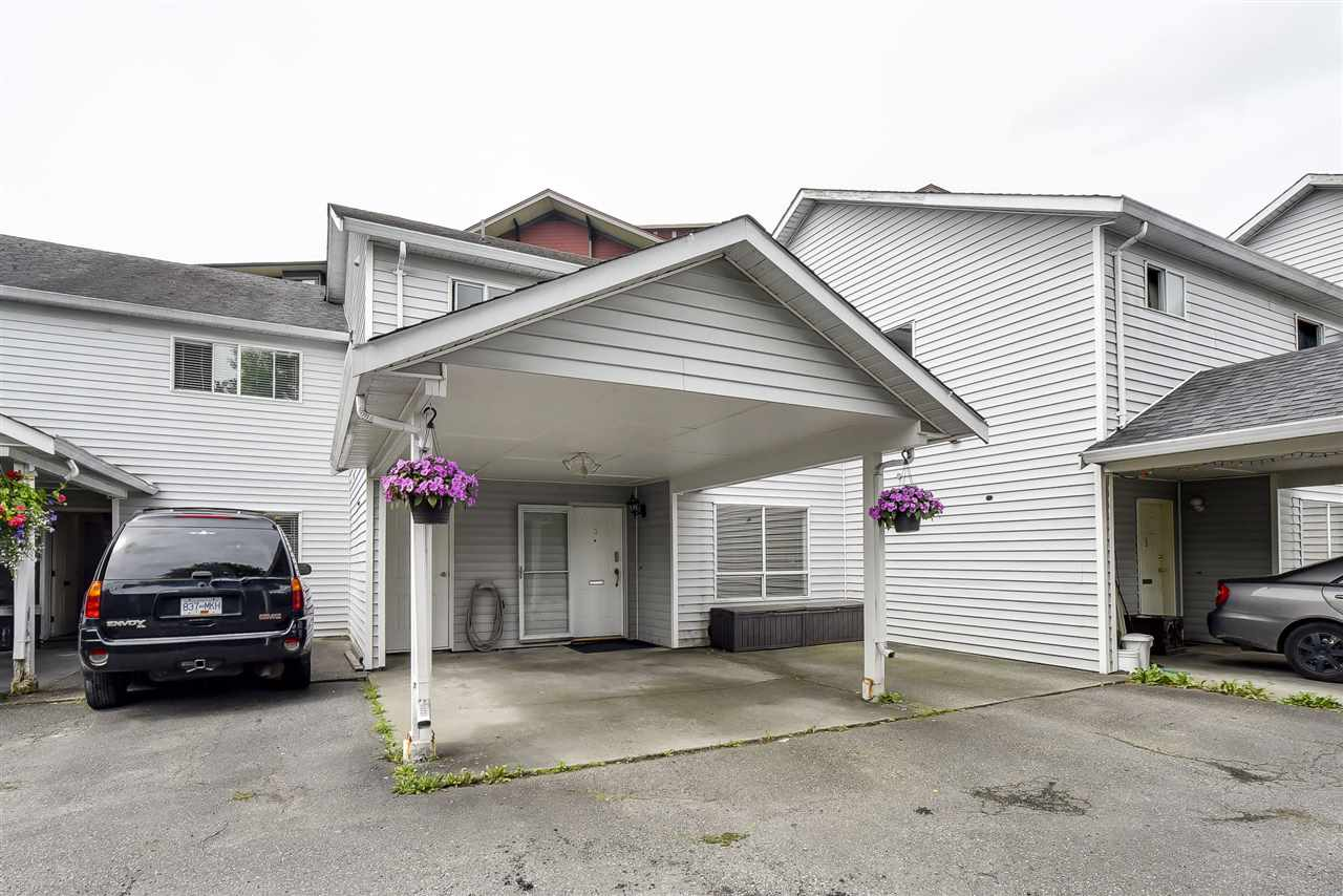 Townhouse at 3 19860 56 AVENUE, Unit 3, Langley, British Columbia. Image 1
