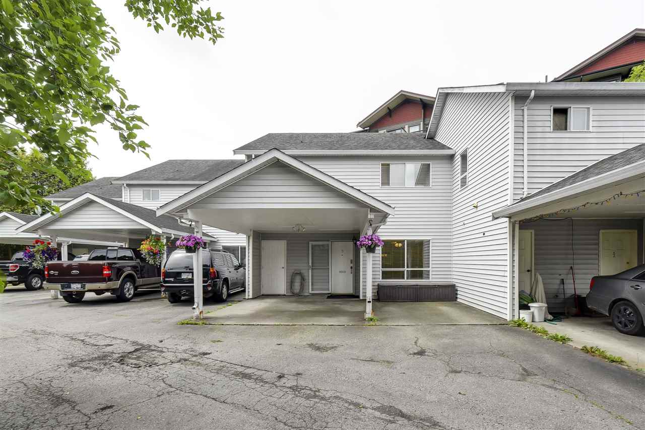 Townhouse at 3 19860 56 AVENUE, Unit 3, Langley, British Columbia. Image 2