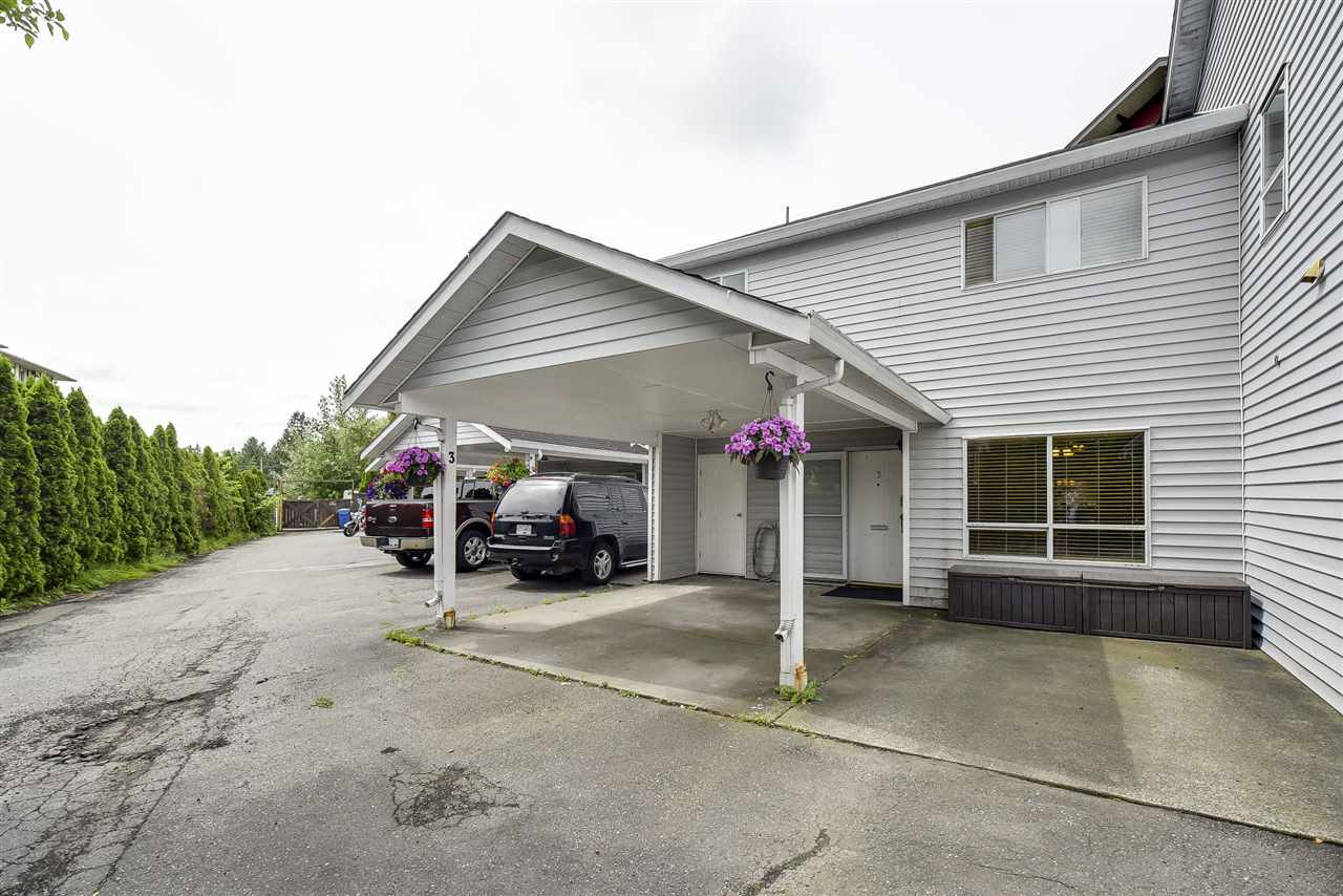 Townhouse at 3 19860 56 AVENUE, Unit 3, Langley, British Columbia. Image 3