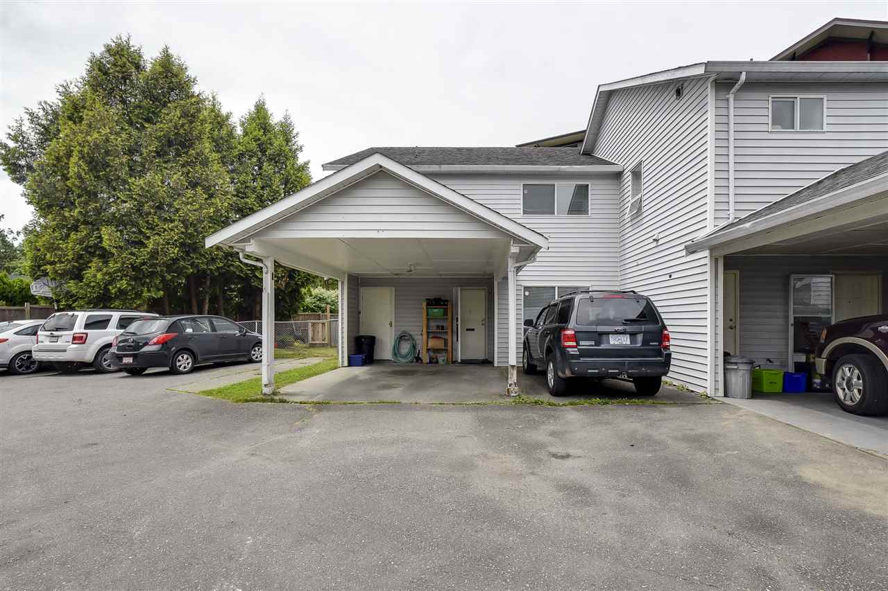 Townhouse at 5 19860 56 AVENUE, Unit 5, Langley, British Columbia. Image 1