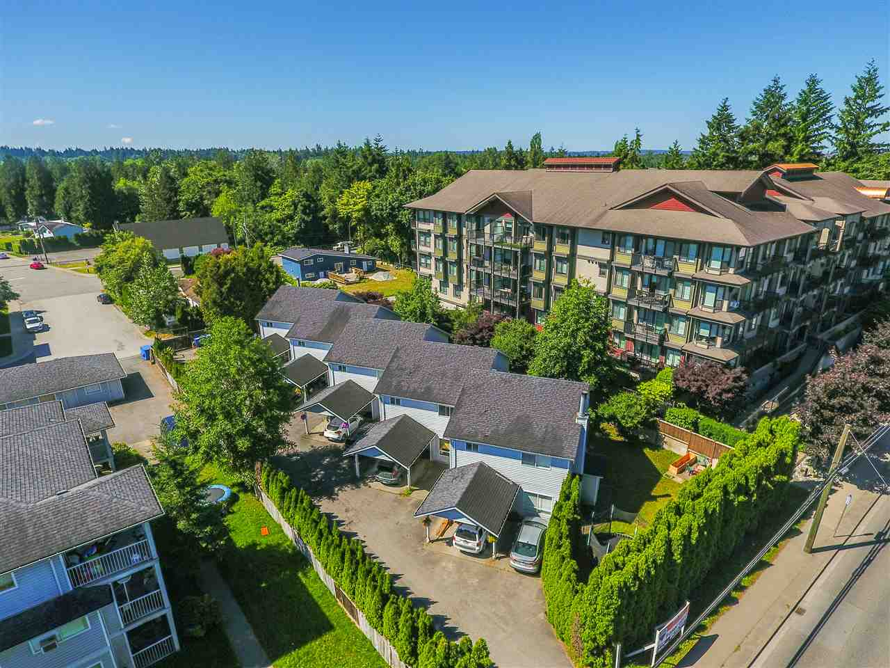 Townhouse at 5 19860 56 AVENUE, Unit 5, Langley, British Columbia. Image 3