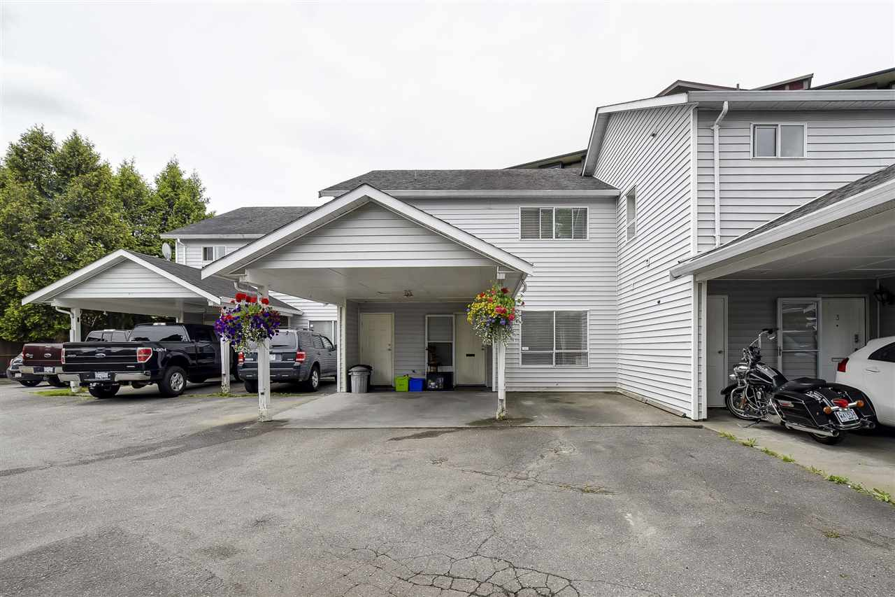 Townhouse at 4 19860 56 AVENUE, Unit 4, Langley, British Columbia. Image 1