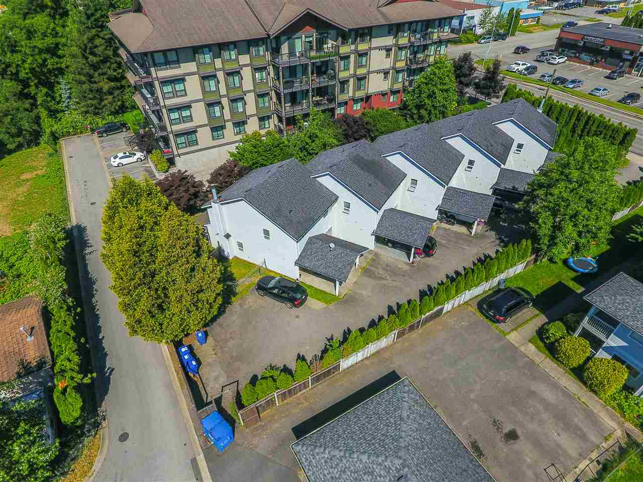 Townhouse at 4 19860 56 AVENUE, Unit 4, Langley, British Columbia. Image 20