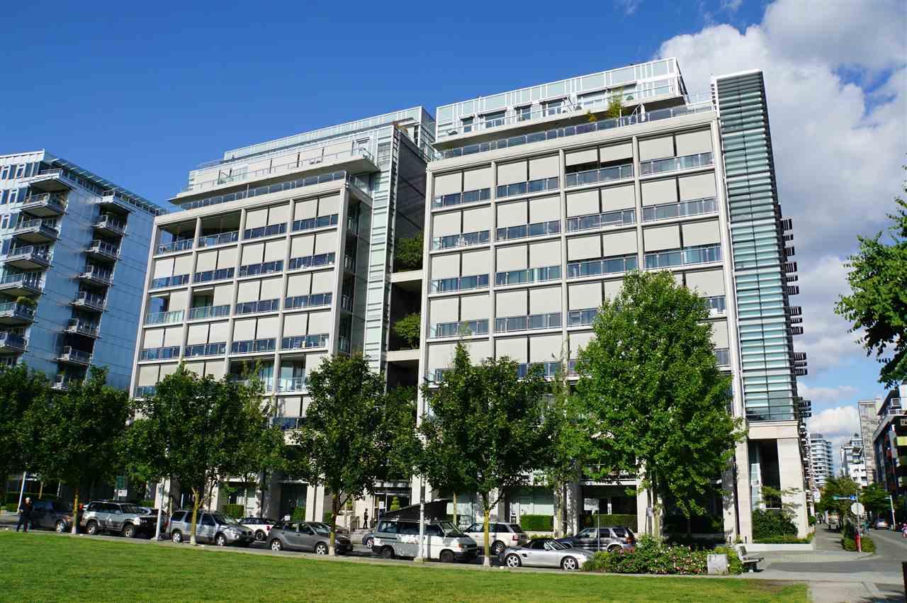 Condo Apartment at 309 1616 COLUMBIA STREET, Unit 309, Vancouver West, British Columbia. Image 1