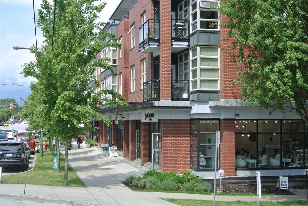 Condo Apartment at 201 707 E 20TH AVENUE, Unit 201, Vancouver East, British Columbia. Image 1