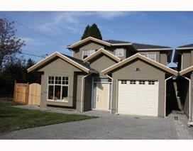 Half-duplex at 4511 ELLERTON COURT, Burnaby South, British Columbia. Image 1