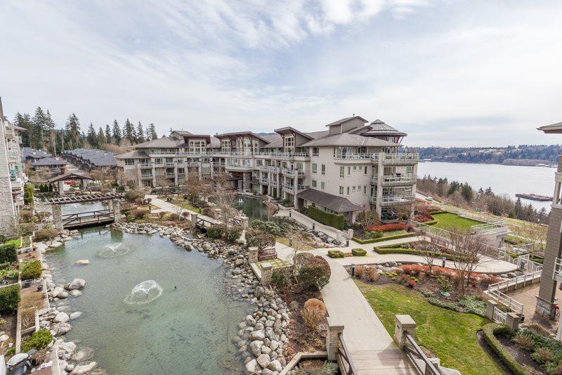 Condo Apartment at 401 580 RAVEN WOODS DRIVE, Unit 401, North Vancouver, British Columbia. Image 1