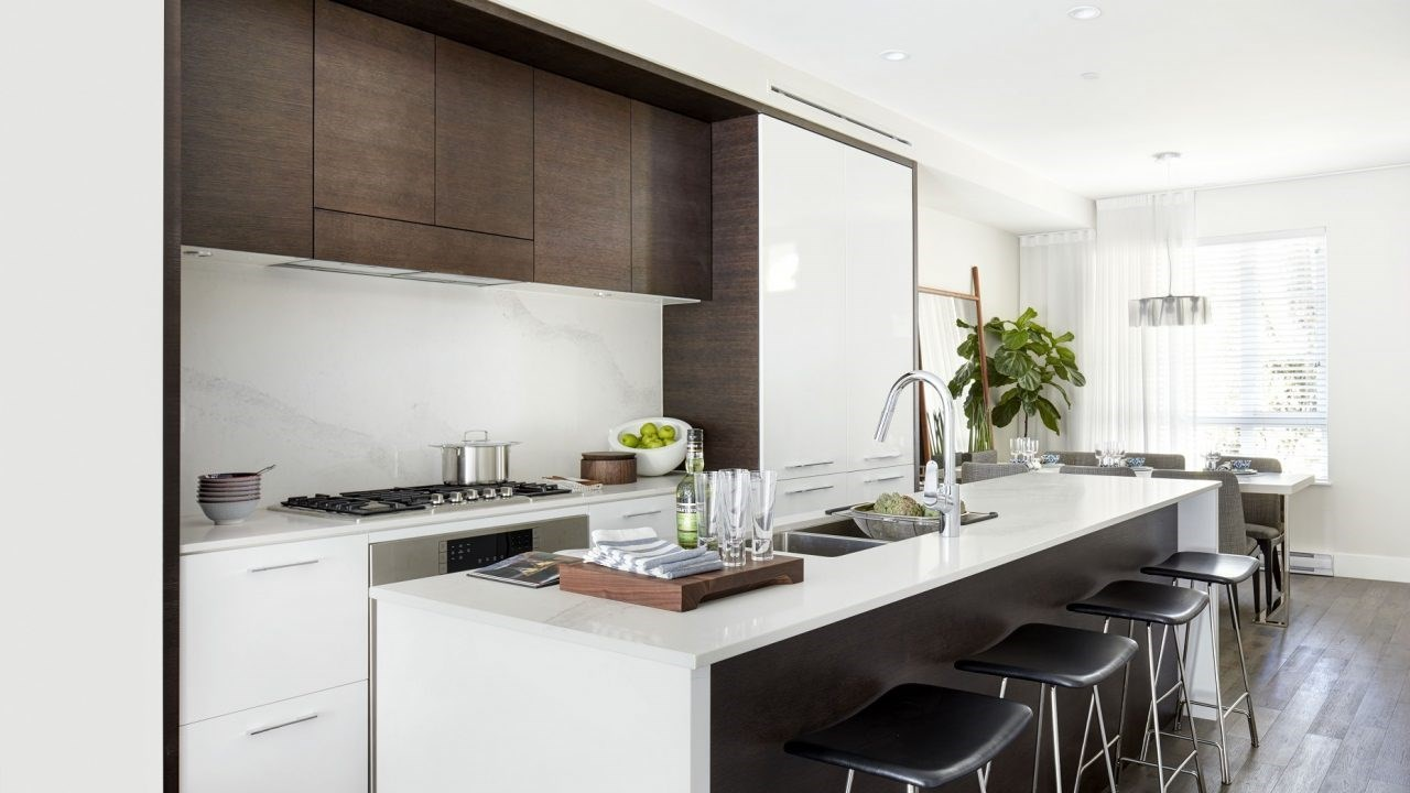 Townhouse at 7801 MANITOBA STREET, Vancouver West, British Columbia. Image 3