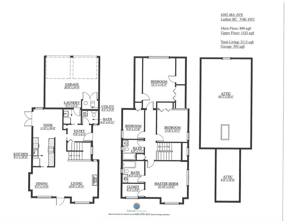 Detached at 6202 48A AVENUE, Ladner, British Columbia. Image 20