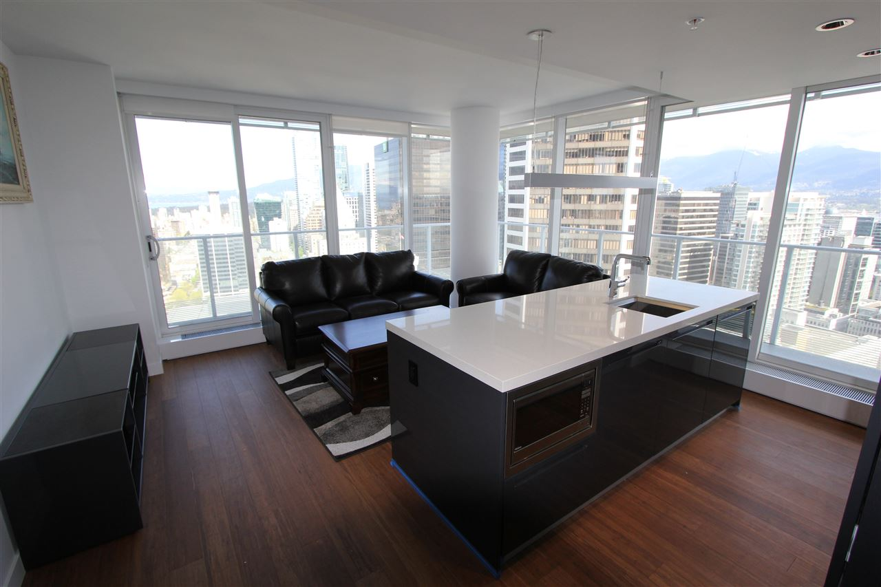 Condo Apartment at 3905 777 RICHARDS STREET, Unit 3905, Vancouver West, British Columbia. Image 2