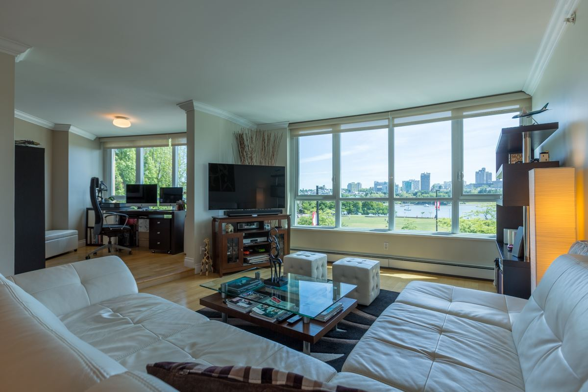 Condo Apartment at 303 388 DRAKE STREET, Unit 303, Vancouver West, British Columbia. Image 6