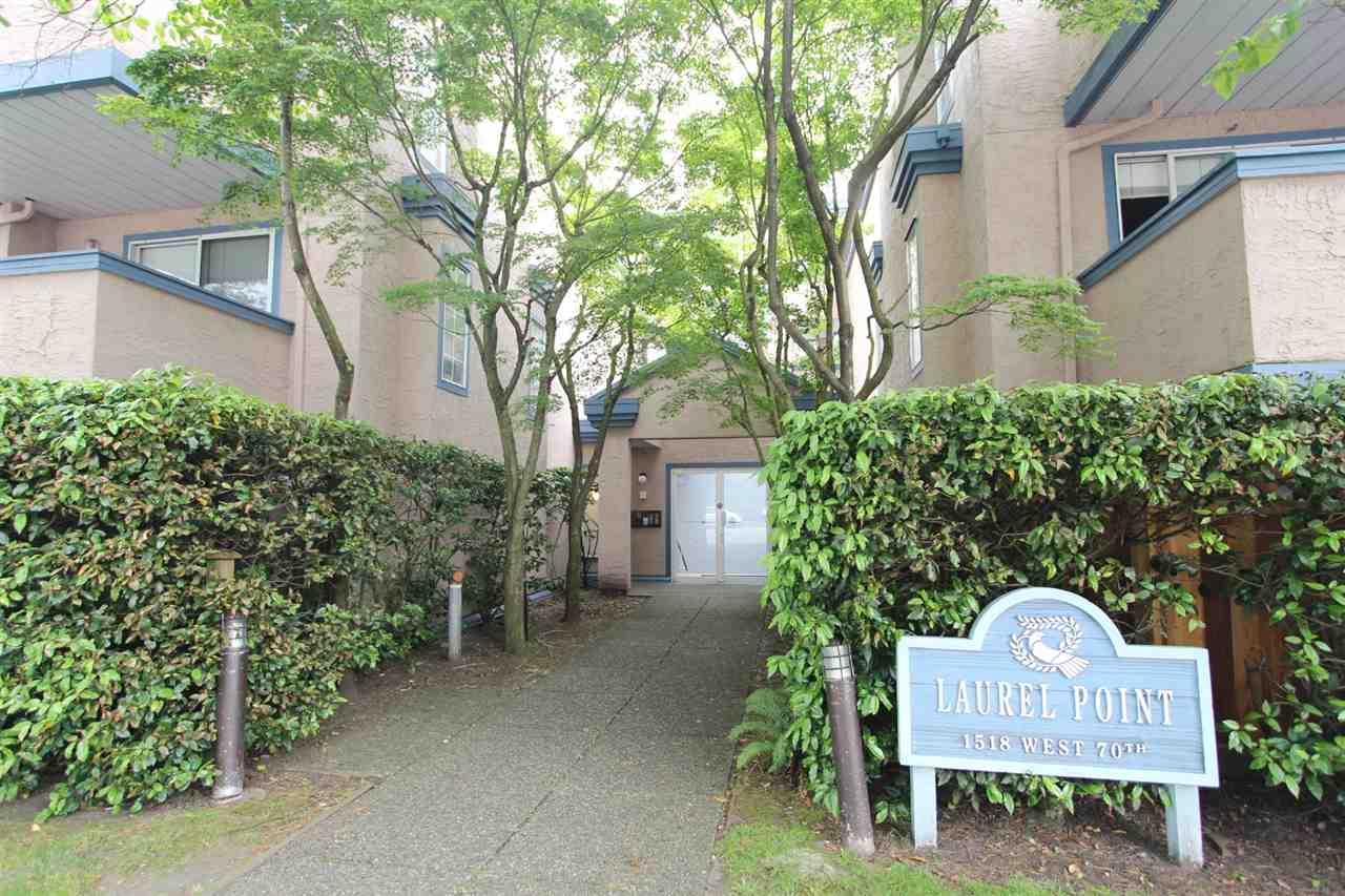 Condo Apartment at 102 1518 W 70TH AVENUE, Unit 102, Vancouver West, British Columbia. Image 2