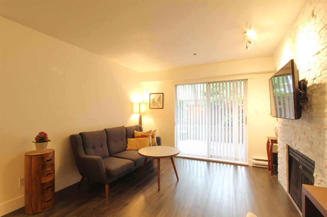 Condo Apartment at 102 1518 W 70TH AVENUE, Unit 102, Vancouver West, British Columbia. Image 4