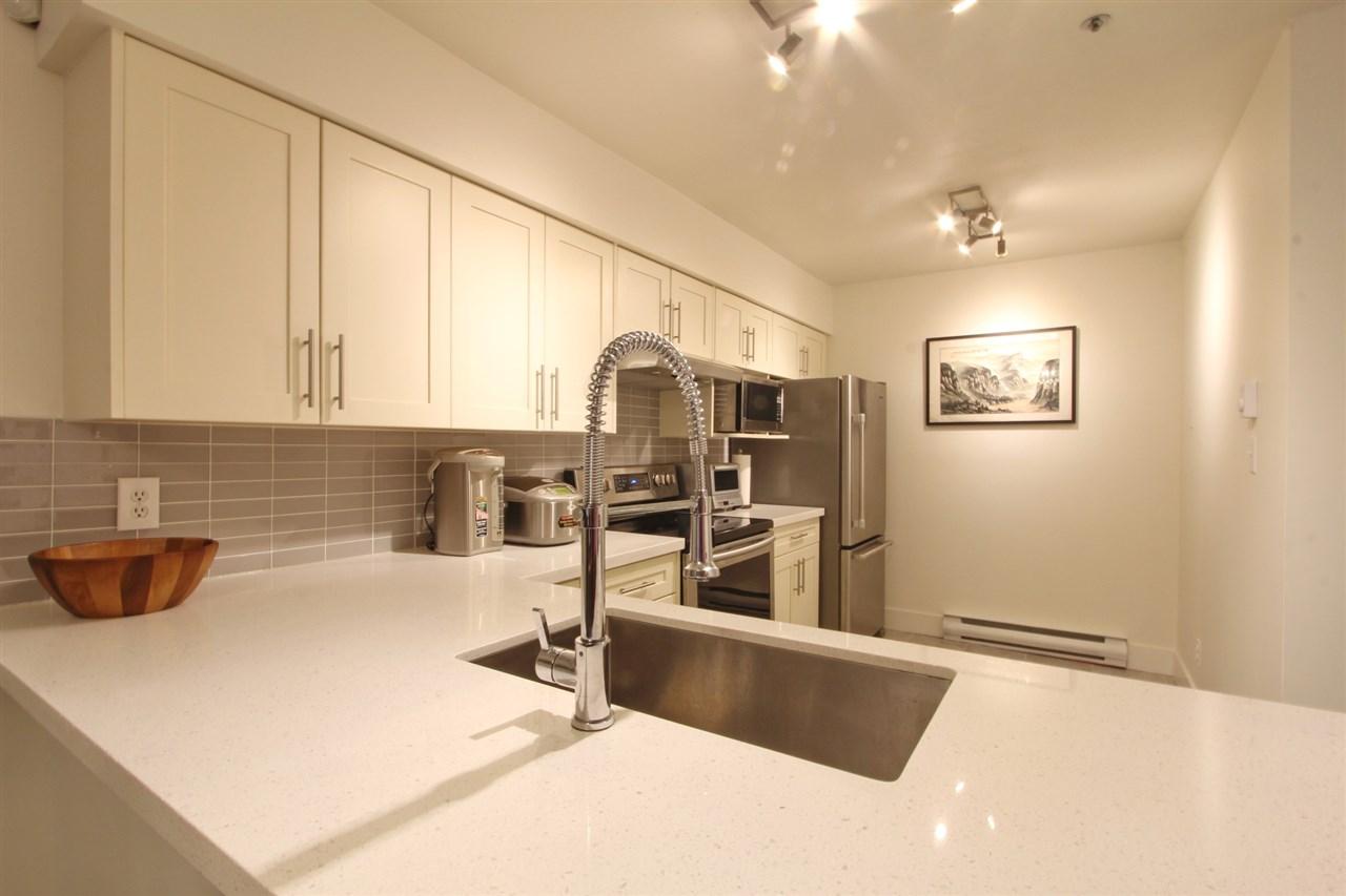 Condo Apartment at 102 1518 W 70TH AVENUE, Unit 102, Vancouver West, British Columbia. Image 6
