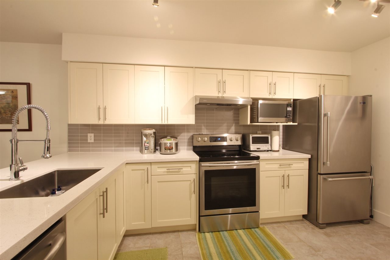 Condo Apartment at 102 1518 W 70TH AVENUE, Unit 102, Vancouver West, British Columbia. Image 7