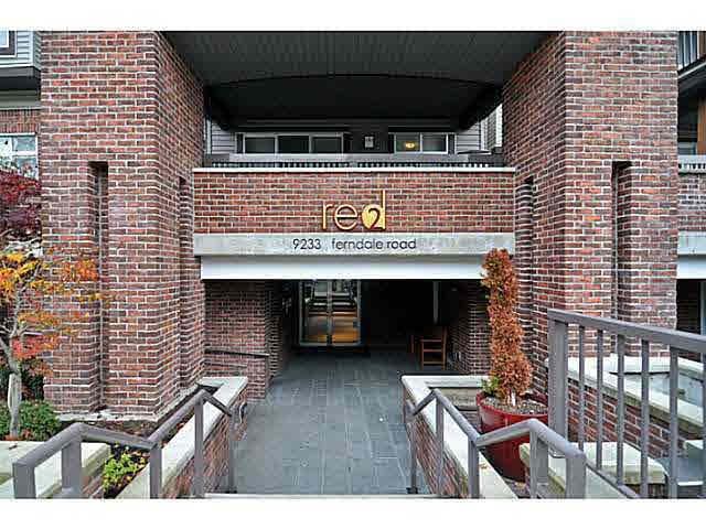 Condo Apartment at 117 9233 FERNDALE ROAD, Unit 117, Richmond, British Columbia. Image 1