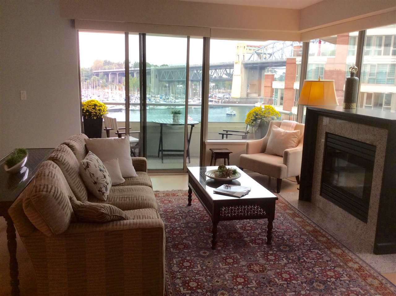 Condo Apartment at 603 1600 HORNBY STREET, Unit 603, Vancouver West, British Columbia. Image 6